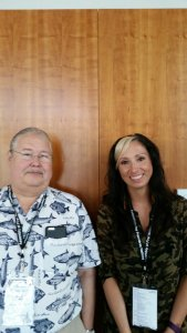 Russ and Pam Palmater