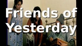 Les amis d'hier