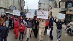 Madaya White Helmets