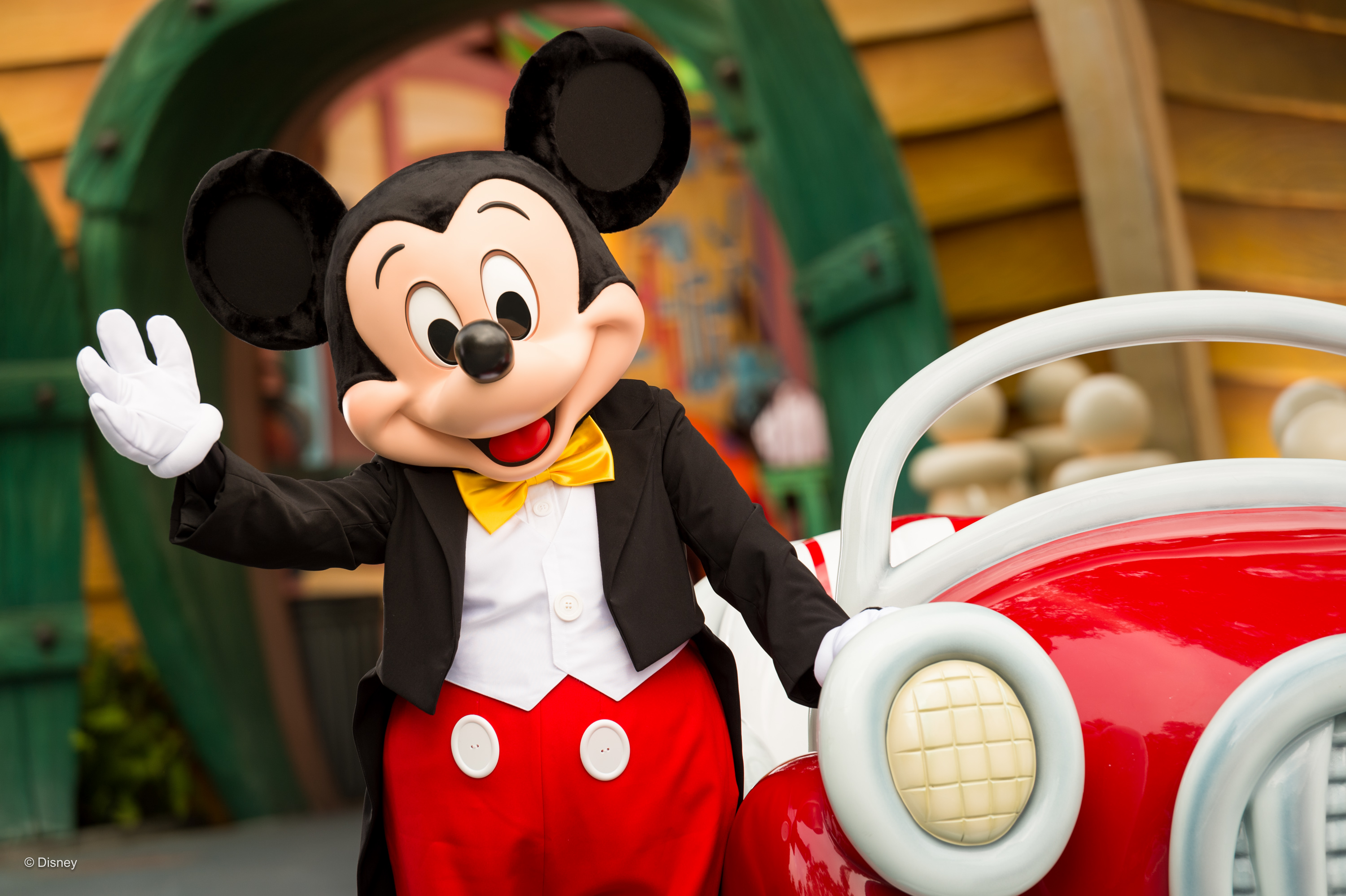 Disney Mickey Disney Launches Worldwide Celebration Honoring 90 Years Of Mickey