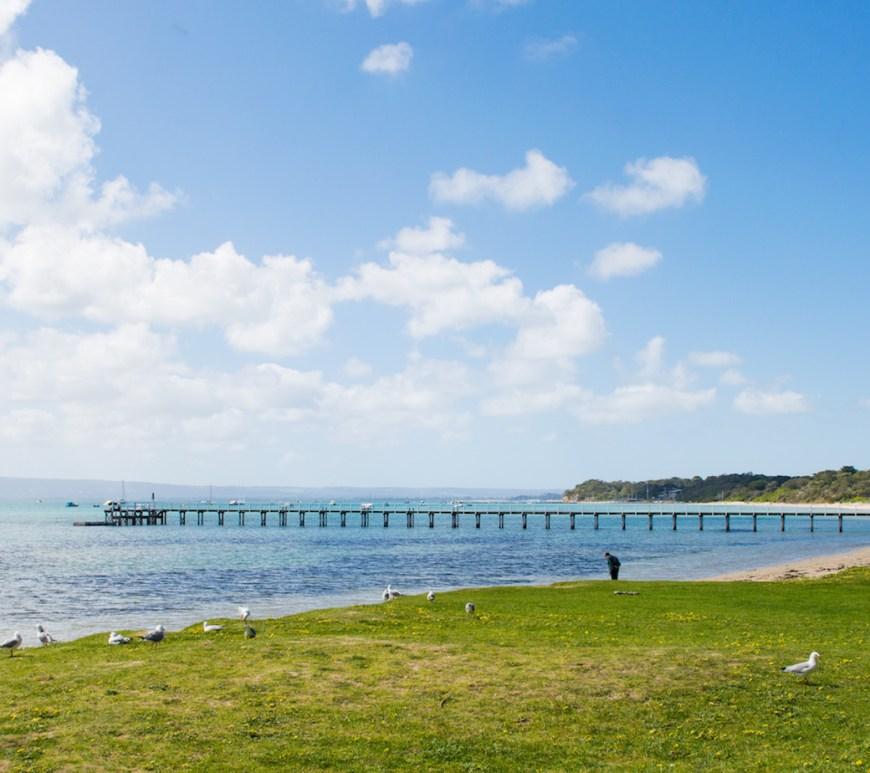 Sorrento Beach Mornington Peninsula Victoria