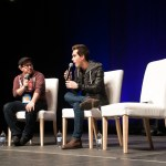 jeremy shada chris gee edmontonexpo 2014