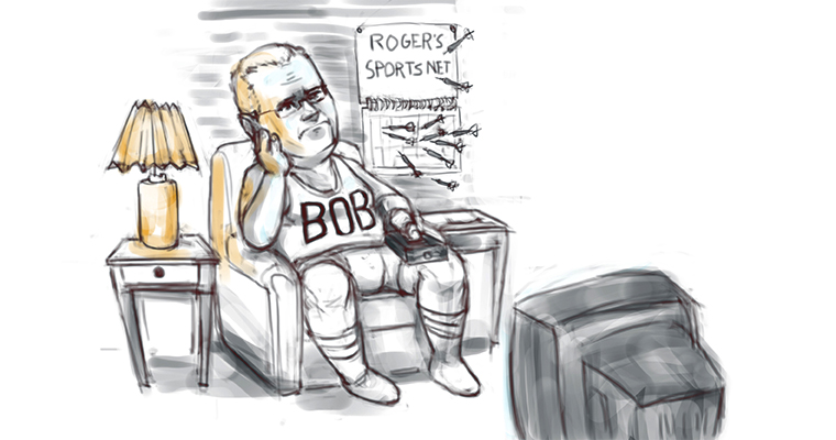 Bobby Mac vs Sportsnet