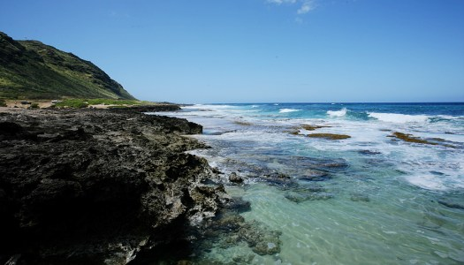 Ka'ena Point Trail – Mokule'ia Side
