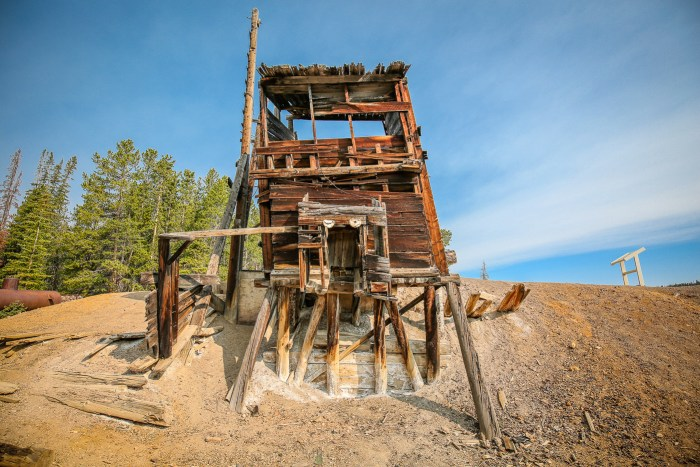Sallie Barber Mine 08