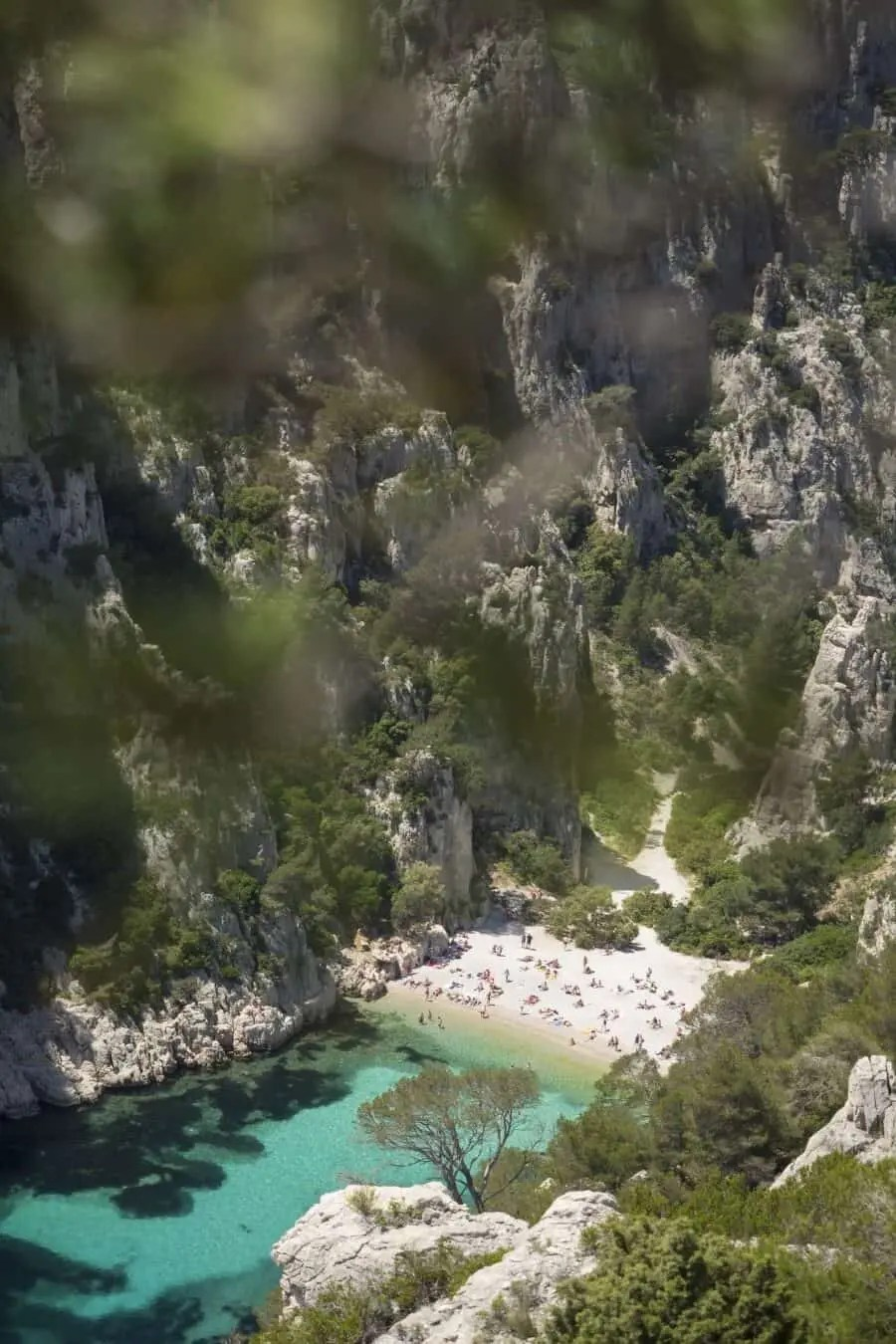 Location Canoe Cassis Hiking To Calanque D En Vau From Cassis France The Wandering