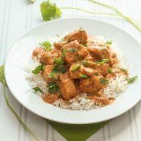 Healthy Slow Cooked Tikka Masala
