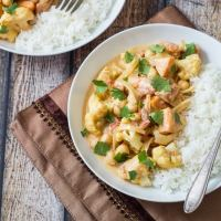 Quick Fall Vegetable Curry