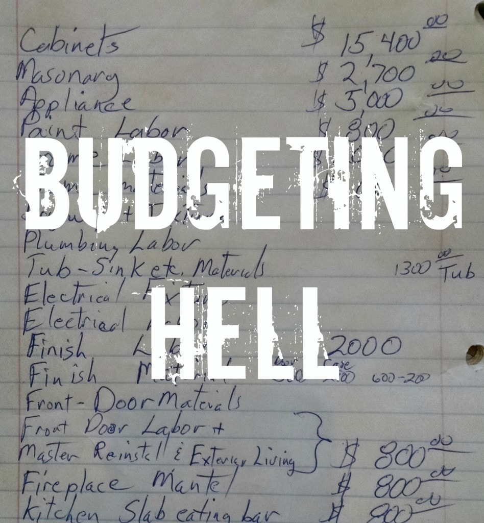 develop home remodel timeline budget kitchen remodeling costs Developing a Remodel Timeline and Budget