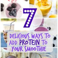 7 Delicious Ways to Add Protein to Your Smoothie