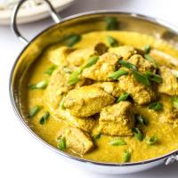 Indian Chicken Korma