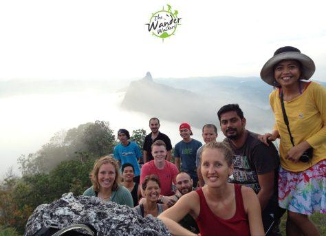 Bukit Tabur Couchsurfing Trekkers