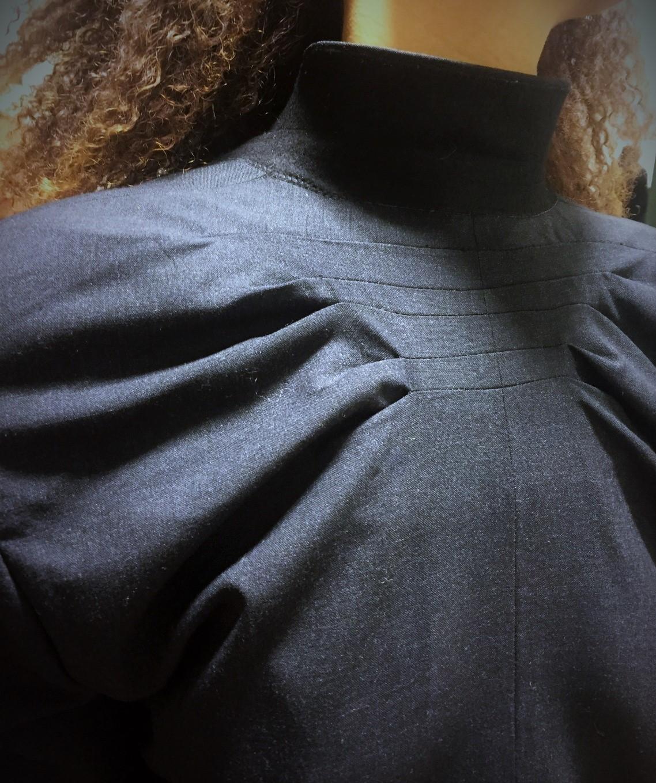 tokyo art blazer details