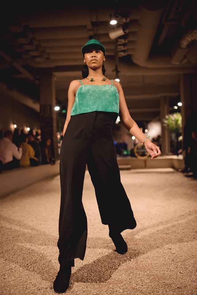 Förkväll för Fashion UP! på Boulebar