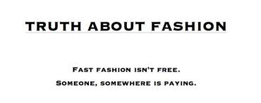 Truth about fashion