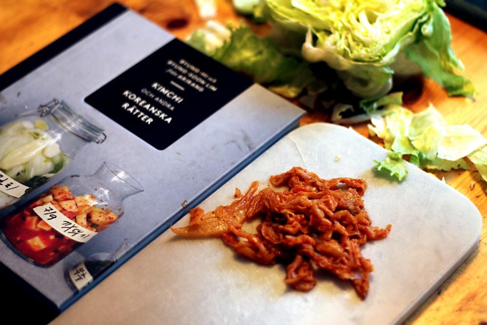 kimchi the waves we make