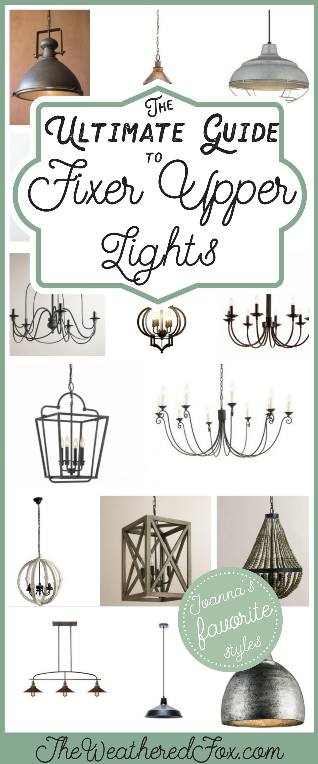 Modern Farmhouse Track Lighting Fixer Upper Lighting For Your Home The Weathered Fox