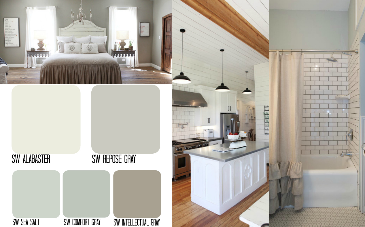 Color Schemes For Rooms Fixer Upper Inspired Color Schemes For The One Who Can T Make Up