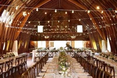 Barn Wedding Venues in Michigan