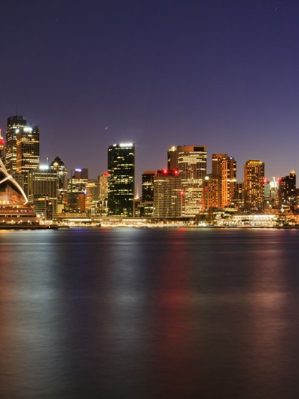 featured image for the top 10 free things that you can do on your sydney honeymoon