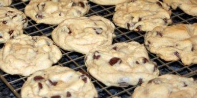 Chocolate Weed Cookies