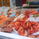 Rue de Seine Food Market in Paris