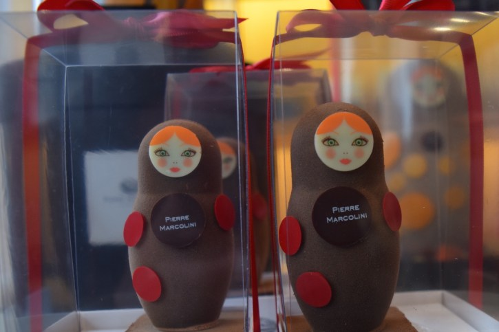 peirre marcolini easter dolls