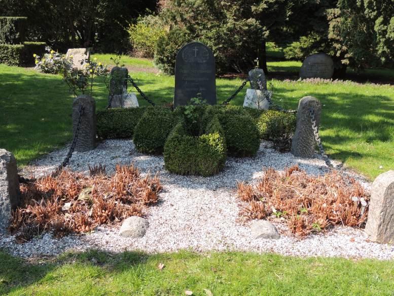 Copenhagen, graveyard
