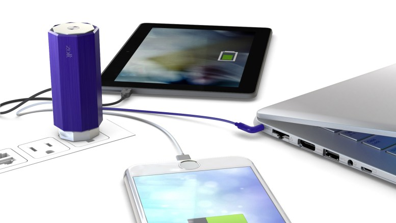 Zolt 3-in-1 Travel Laptop Charger | TheWeekendJetsetter.com