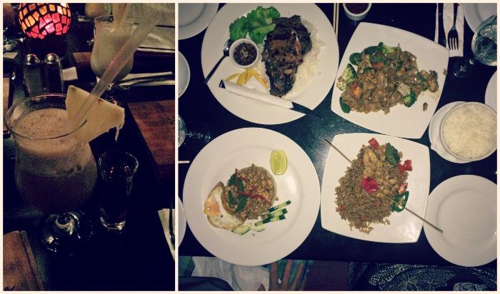 Dinner at Mezzanine in Tulum | TheWeekendJetsetter.com
