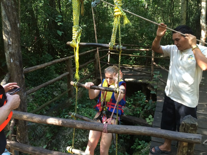 Punta Laguna Nature Reserve - 48 Hours in Tulum | TheWeekendJetsetter.com