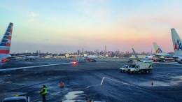 American Airlines, logan airport, travel delay, travel insurance