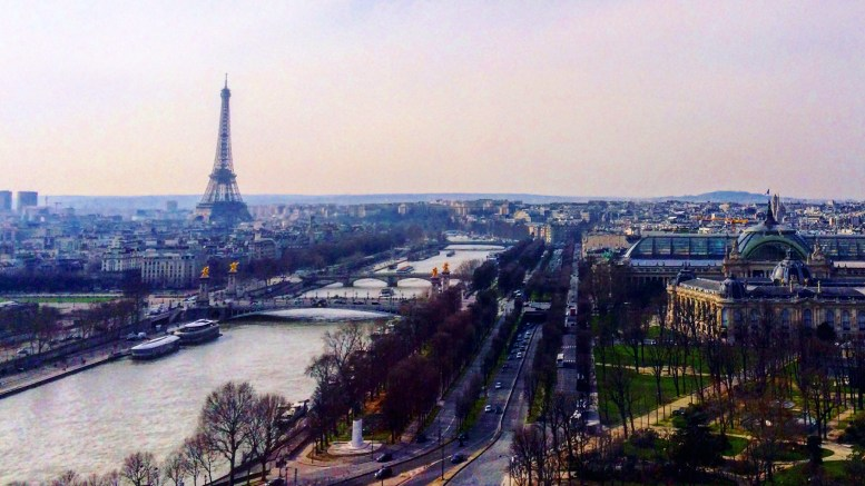 paris weekend itinerary