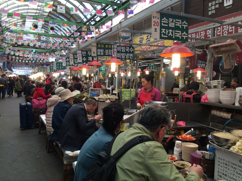 Gwangjang Market | 12 Hours in Seoul, South Korea | TheWeekendJetsetter.com