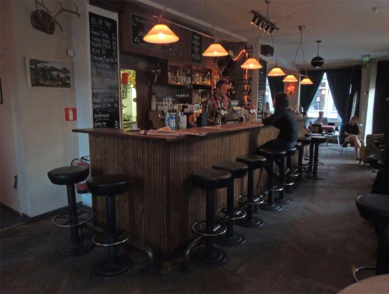Pingvinen, Bar in Bergen, Norway | TheWeekendJetsetter.com