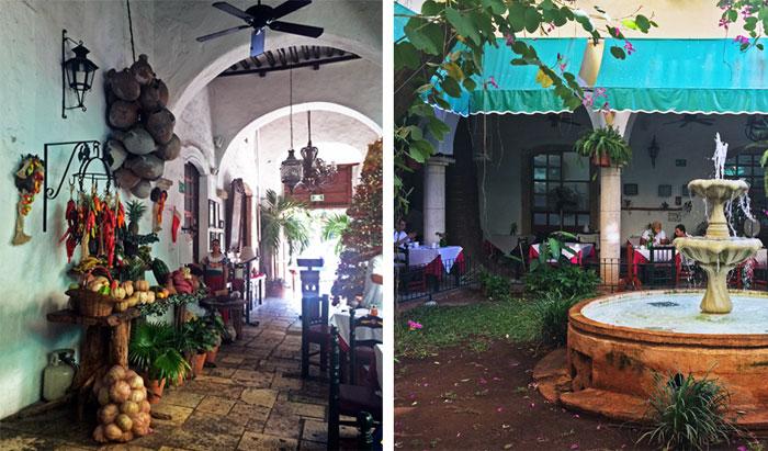 Meson del Marques hotel, Weekend Getaway: Valladolid, Yucatán, Mexico | TheWeekendJetsetter.com