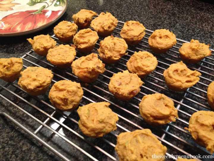 Sweet Potato Casserole Muffins - 3
