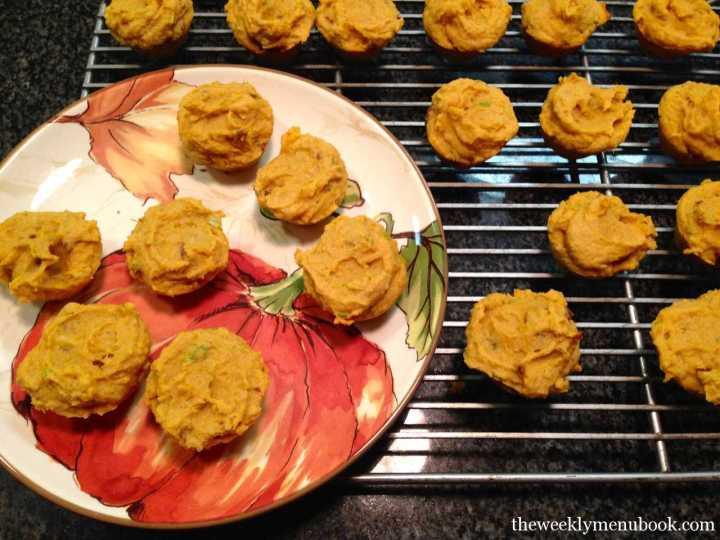 Sweet Potato Casserole Muffins - 6