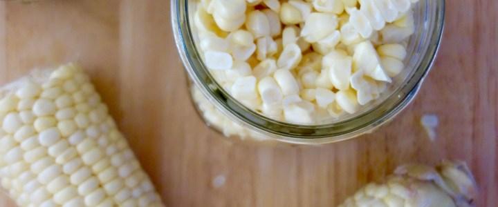 Week 35: Pickled Corn