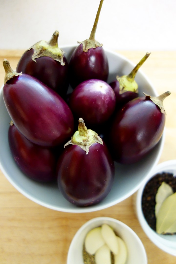 pickled-eggplant