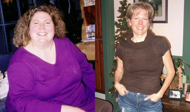 LynnsWeighblogspot; Total pounds lost 168 - The Weigh We Were