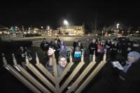 Menorah Lighting Ceremony  The Westfield News