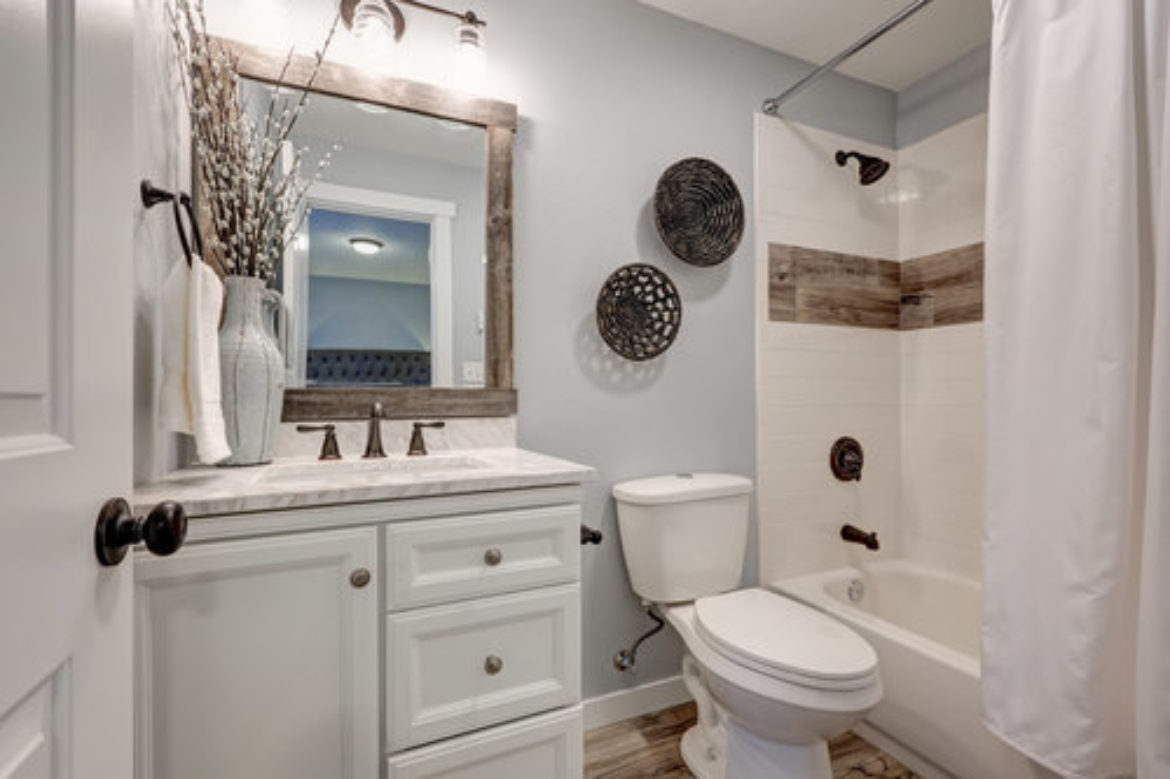 Storage Ideas For Small Bathrooms The Wheaton Team