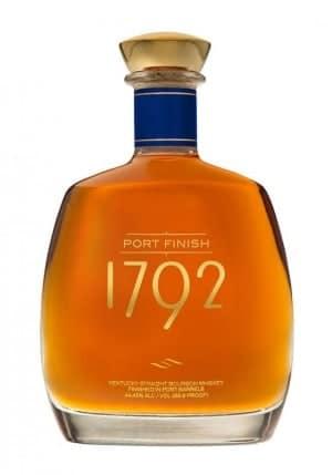 Whiskey Review: Barton 1792 Port Finish Bourbon