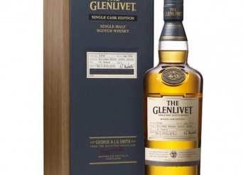 Glenlivet Pullman Train Whisky