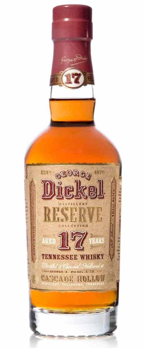 Whisky Review: George Dickel 17-Year-Old Reserve Whisky