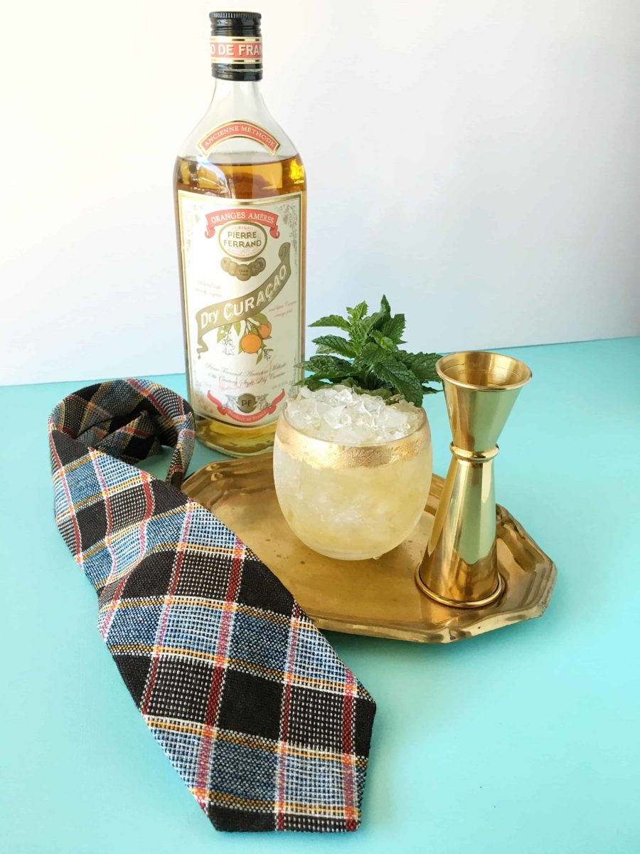 Whisky Cocktail Hour, National Scotch Day Edition: Tartan Tai