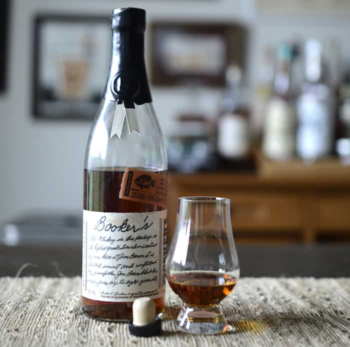 Whiskey Review: Booker's Bourbon Bluegill Creek Batch
