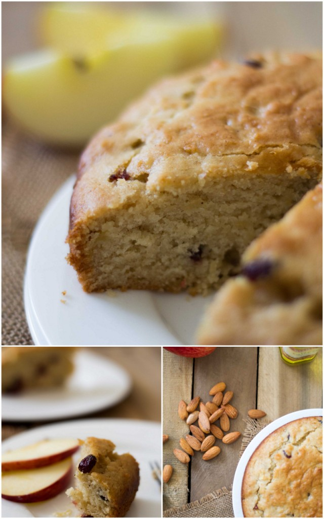 Apple Yogurt Cake With A Cinnamon-Sugar Streak Recipe ...