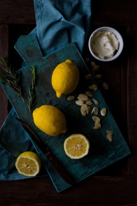 Lemon Rosemary Ricotta Olive Oil Cake 3